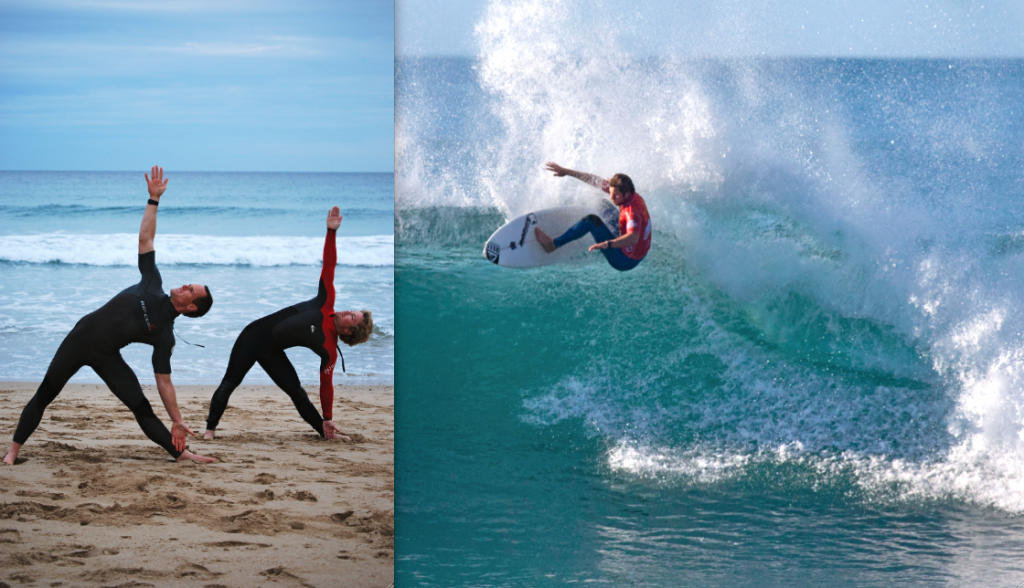 Improve and prolong your surfing life through specific and effective training